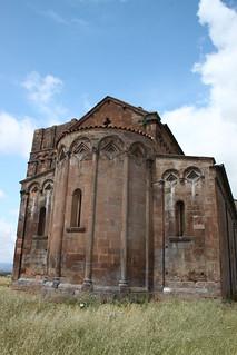 Eglise Sant-Antioco-di-Bisarcio à Ozieri