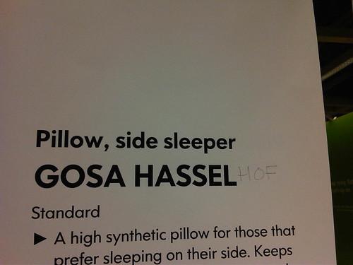 Gosa Hasselhof