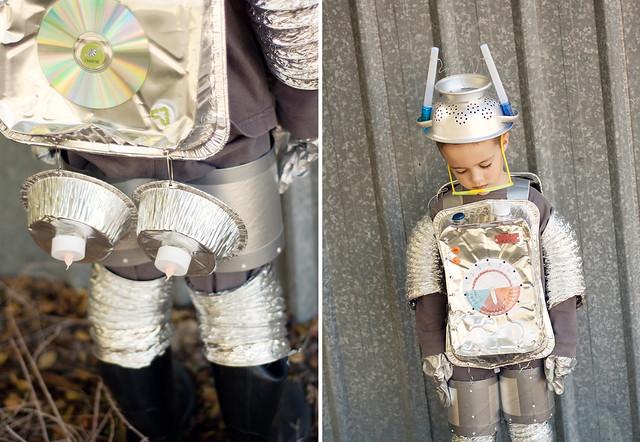 robot bootie
