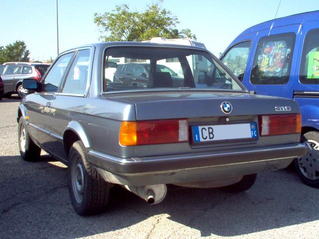 Bmw E30 316 1984 Flickr Photo Sharing