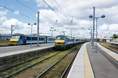 Norwich Thorpe station