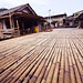 DSC03120 - Bamboo Walkway - Annah Rais Longhouse (Borneo) by loupiote (Old Skool) pro