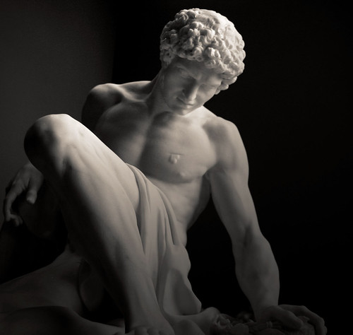 Gladiateur mourant by Yvan LEMEUR