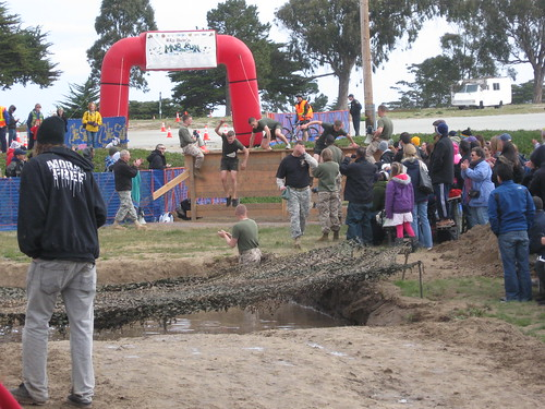 Big Sur Mud Run course