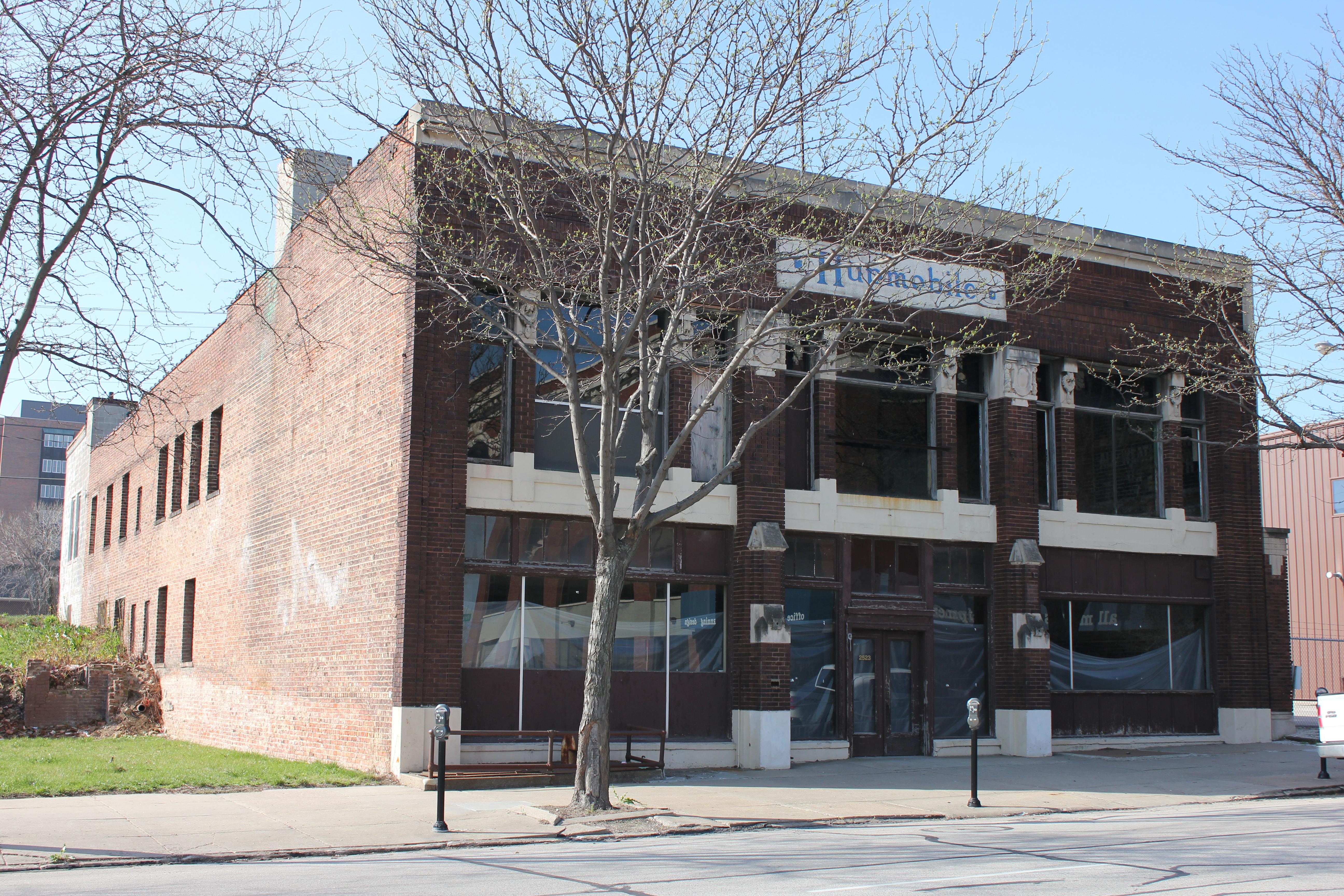 Hupmobile Building