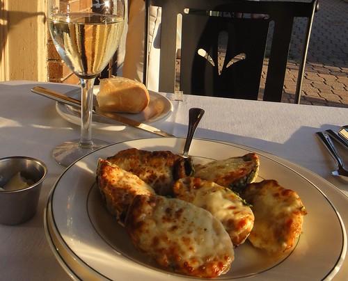 Oysters, Cafe des Artistes, Leonardtown