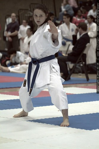 unsu   women's kata    MG 0565