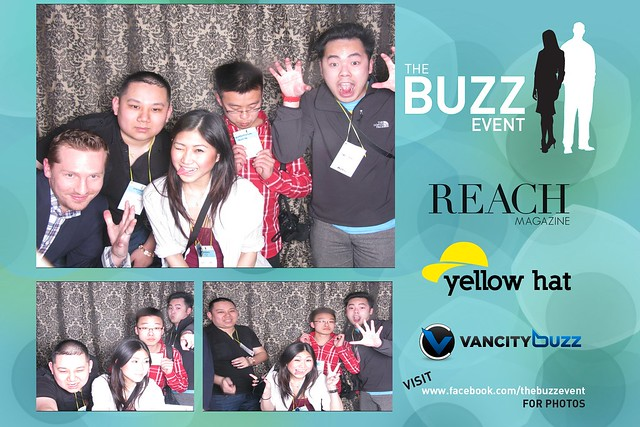 The Buzz Event | Earls Yaletown V-Lounge