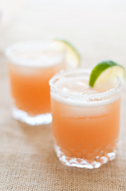Pink grapefruit margaritas-3