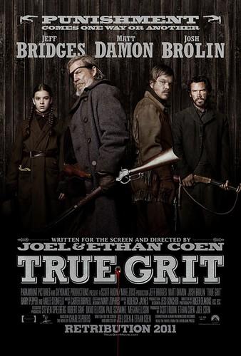 大地惊雷 True Grit(2010)