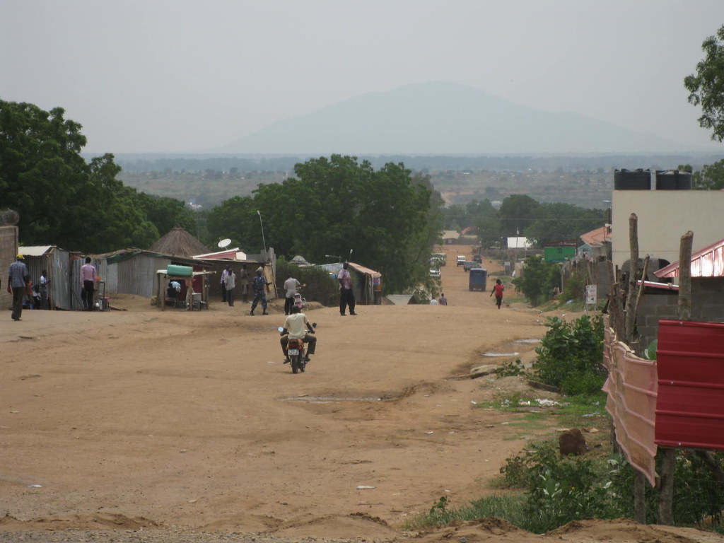Juba street