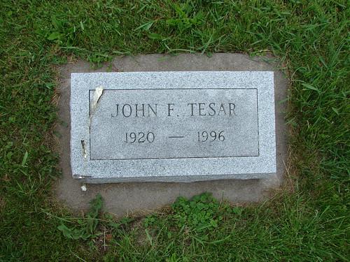 John F. Tesar