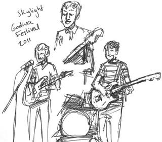 Godiva Festival 2011 - Skylight