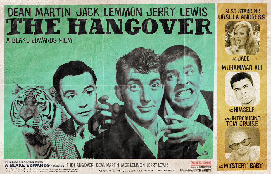 Alternate Universe - THE HANGOVER, by Peter Stults