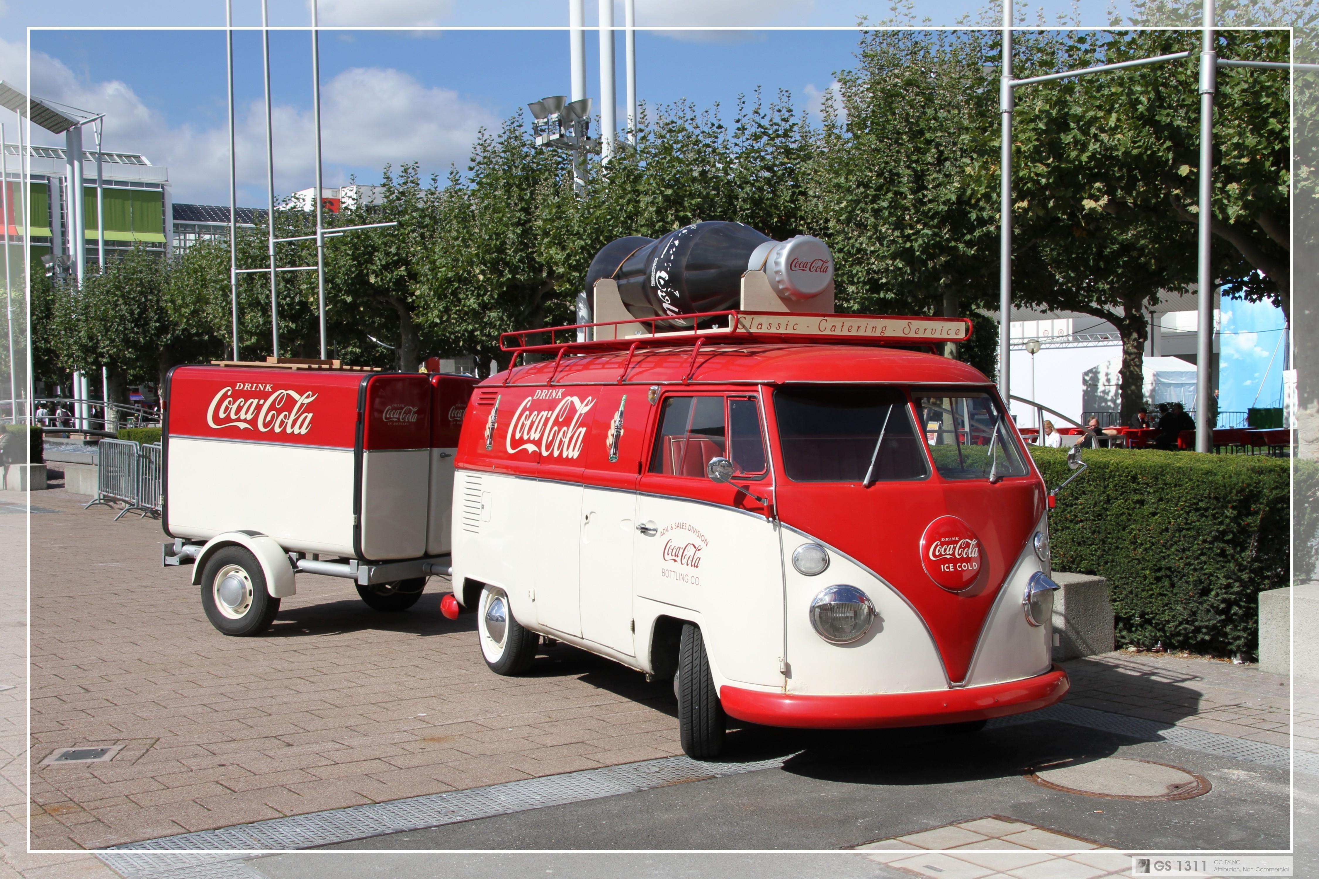 1950 1967 volkswagen t1 bulli 39 coca cola 39 flickr. Black Bedroom Furniture Sets. Home Design Ideas