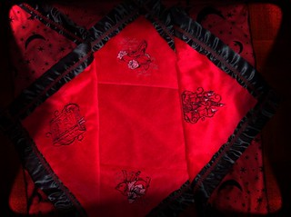 RedMoon Blanket