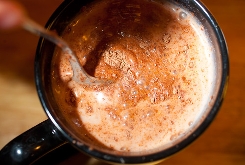 hot cocoa kind of day