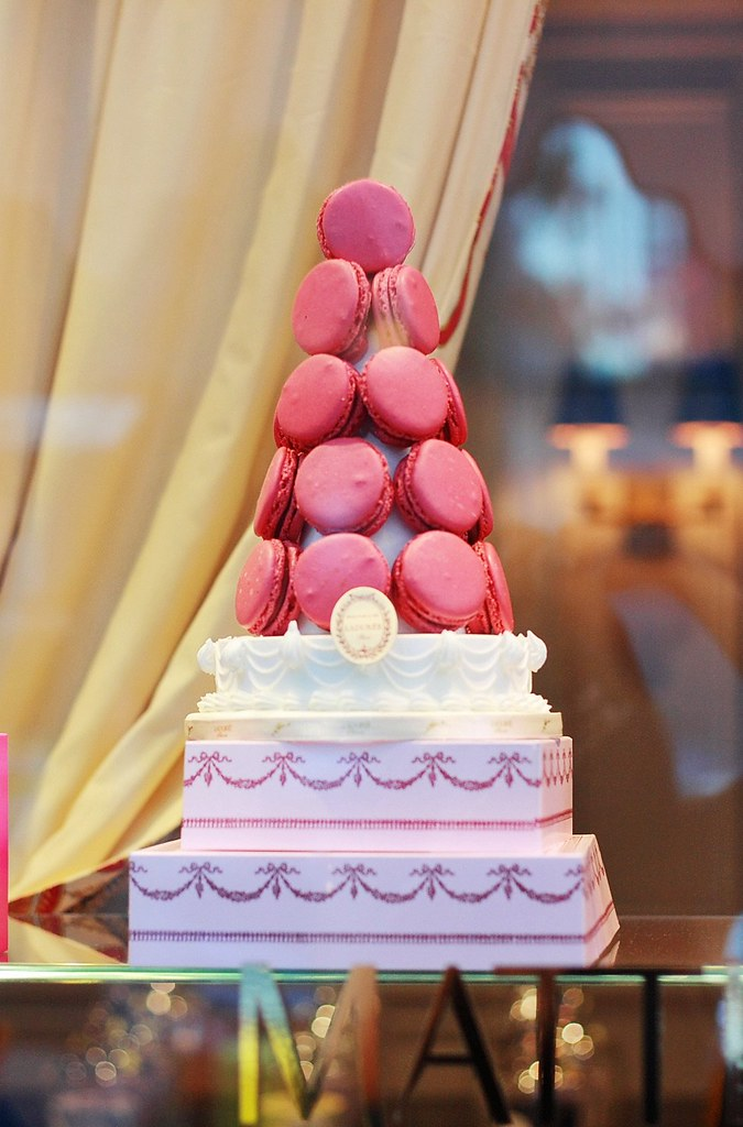 Laduree Macarons in NYC