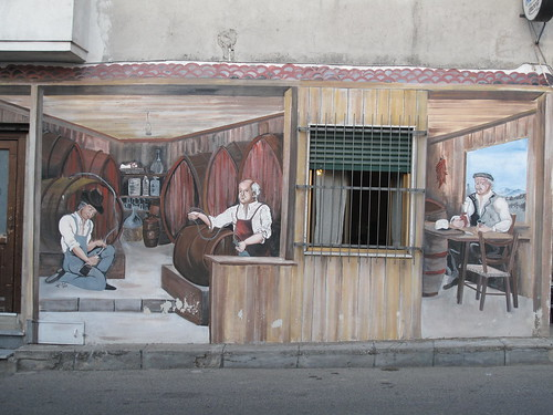 Favelloni. Murale.