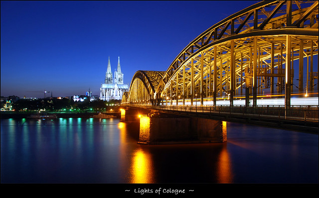 ~ Lights of Cologne ~