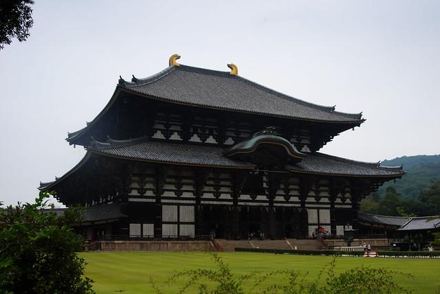 Nara - Daibutsu-Den