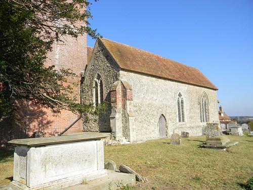 Warehorne Church