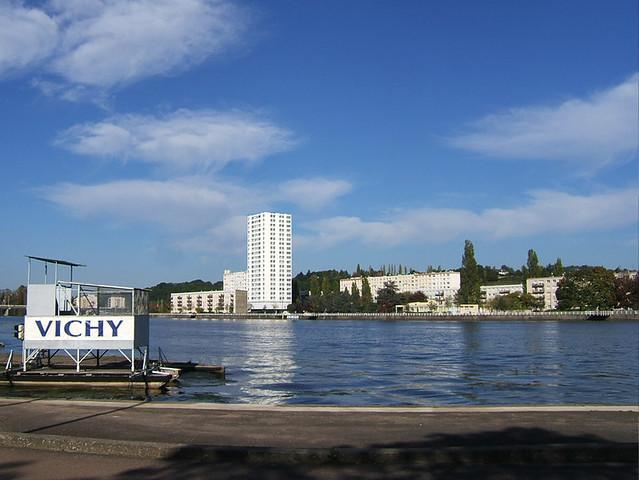 Quartier des Ailes Vichy