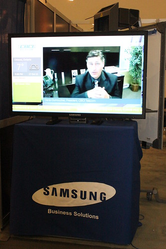 Digital Media Signage and Samsung