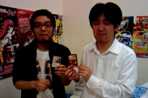 GPT Hiroshima - Chiba 3rd Winner : Tabe Keita, Sugaya Hironobu