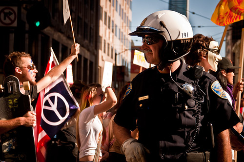 The Revolution Will Not Be Televised, We are the 99% (5 of 27) (Credits: Glenn Halog / FlickR)