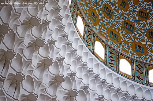 Al-Bukhary Mosque - The Dome, by ahmadsyarafi abdwahab
