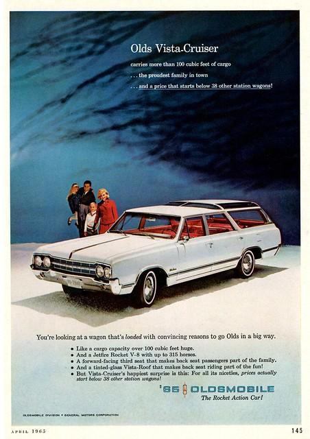 1965 Oldsmobile VistaCruiser