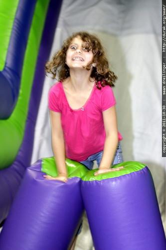 rebecca @ the slides    MG 7389