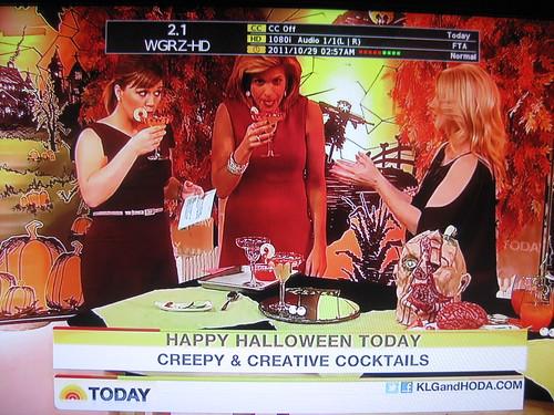 tv garth  happy halloween  2011 edition