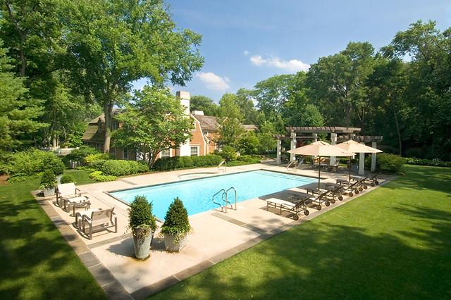 Rectangular swimming pool flickr photo sharing for Pool design rectangle