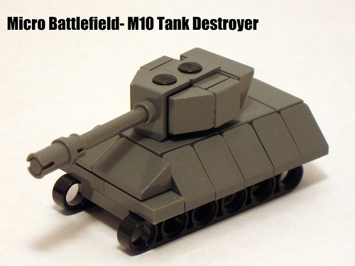 U.S. M10 Tank Destroyer