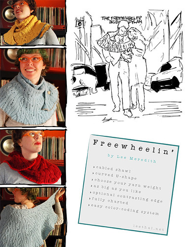 Freewheelin cover