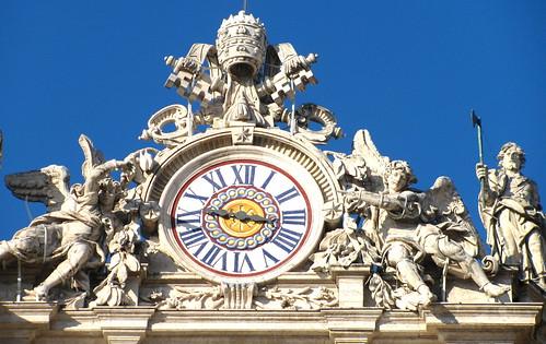 Reloj de Giuseppe Valadier by Miradas Compartidas