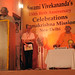 Dr. A. P. J. Abdul Kalam enthralled the audience with his wise words.