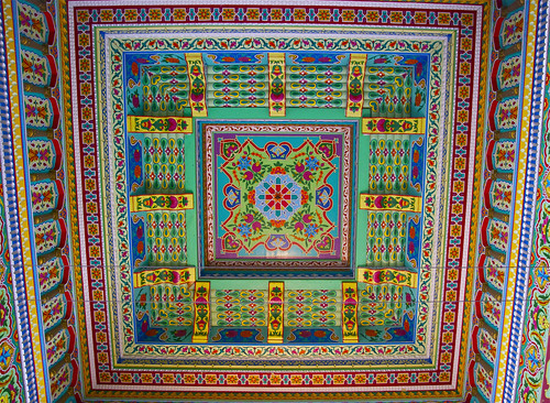 Tea House Ceiling 2