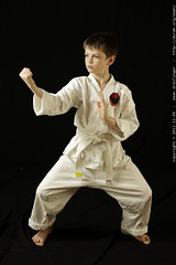 saifa   nick, test modeling for karate school portra…