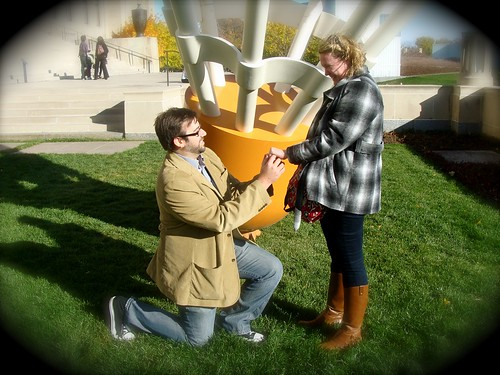 Engagement @ the Nelson-Atkins Museum of Art
