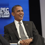 APEC Leader Interaction – President Barack Obama