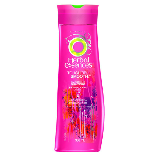 Herbal Essences - High Res Image - Touchably Smooth Shampoo