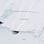 Polynyas and the Pine Island Glacier, Antarctica