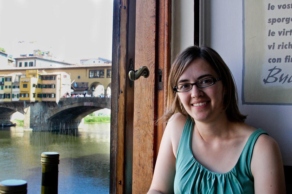 Sara at Il Ristoto