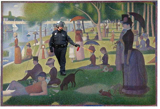 Police Pepper Spray Peaceful Occupy UC Davis Demonstrators