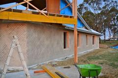 Exterior Render Complete - Bedroom Wing
