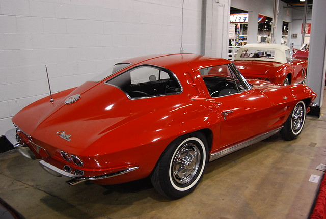 1963 corvette split window coupe flickr photo sharing for 1964 corvette split window coupe