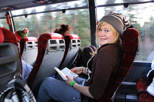 luenbussissa